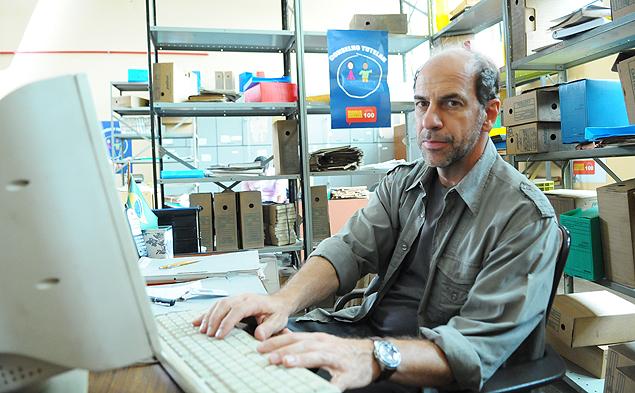 """Família: Roberto Bomtempo já está gravando """"Conselho Tutelar"""", séria baseada em fatos reais, coprodução da Record com a Visom Digital (Globo: Munir Chatack/Record)"""