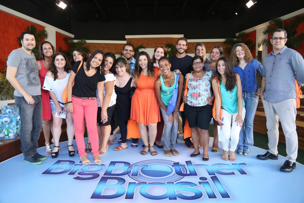 Os 18 jornalistas convidados pela Globo para participar do 'BBB Experience'