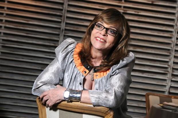 A autora Glória Perez (Leo Pinheiro/Divulgação)