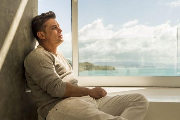 VOLTEI E em 'Totalmente Demais', Fábio Assunção será Arthur, dono de uma agência de modelos; na foto, o ator grava em Hamilton Island, na Austrália (Renato Rocha Miranda/Divulgação)