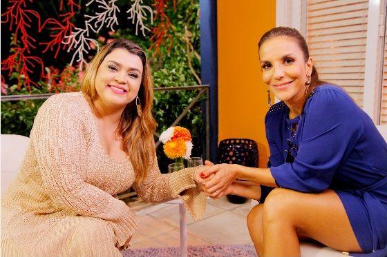 Ivete Sangalo entrevista Preta Gil no 'Superbonita', do GNT (Divulgação)