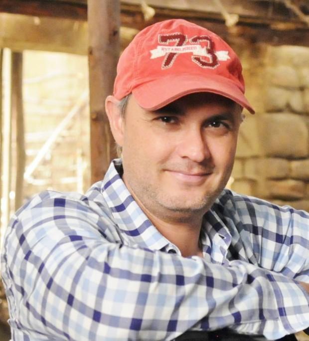 O diretor Alexandre Avancini (Munir Chatack/Divulgação)