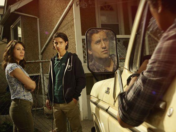 Cena de 'Fear The Walking Dead' (Divulgação)