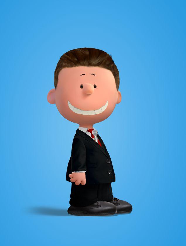 A versão animada de Silvio Santos (Divulgação)