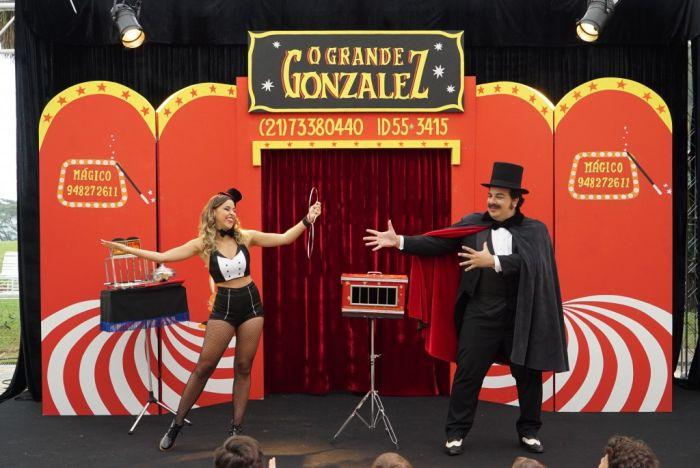 Cena da série 'O Grande Gonzalez', do Porta dos Fundos para a Fox (Divulgação)