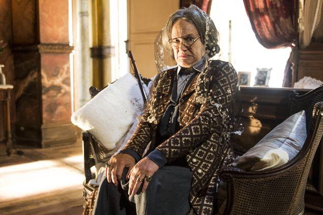 Selma Egrei como Encarnação, em 'Velho Chico' (Globo) (Renato Rocha Miranda/Divulgação)