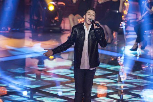 Wagner Barreto, ganhador do 'The Voice Kids' (Divulgação)