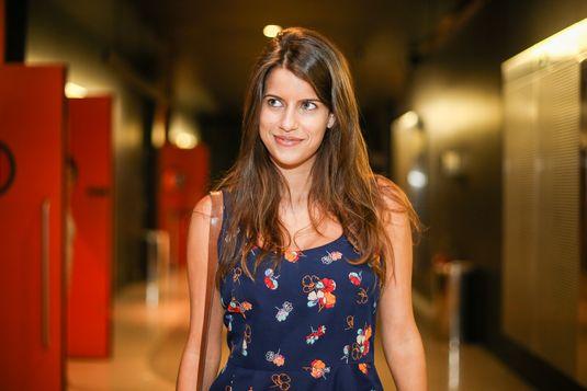 A atriz Maria Bopp (Bruno Poletti/Folhapress)