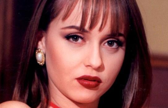 A atriz Gabriela Spanic como Paola Bracho, de 'A Usurpadora' (Divulgação)