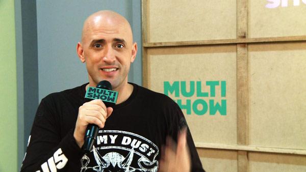 O humorista Paulo Gustavo (Divulgação)