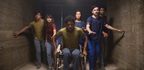 O elenco de '3%', série da Netflix