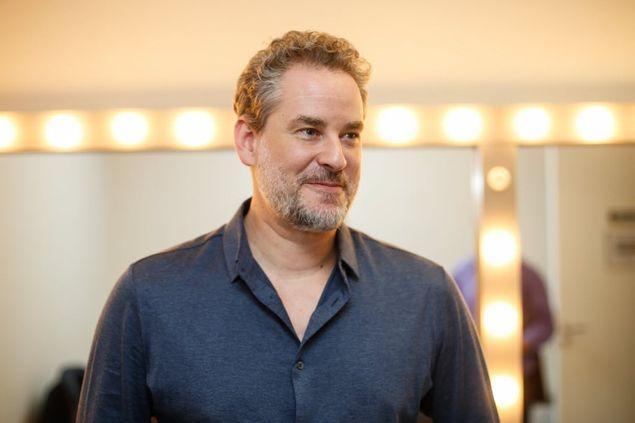 O ator e apresentador Dan Stulbach (Bruno Poletti/Folhapress)