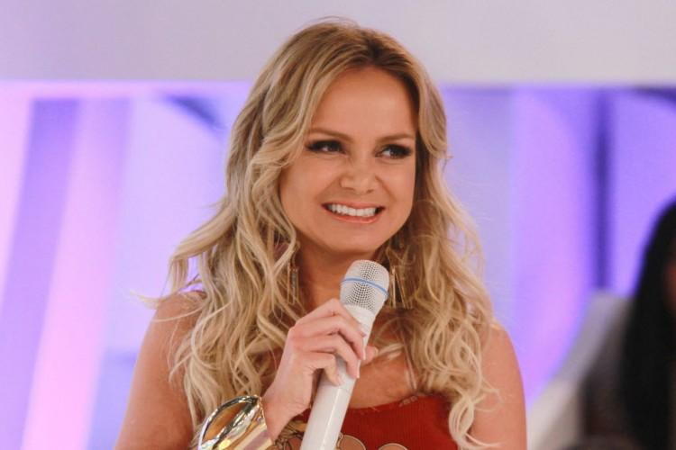 A apresentadora Eliana (Reprodução)