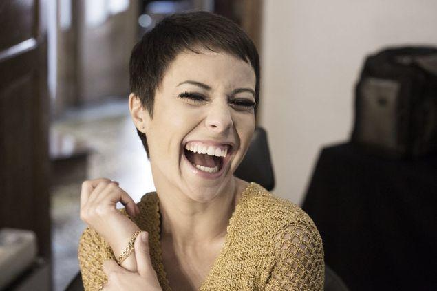 Andreia Horta como Elis Regina (Divulgação)
