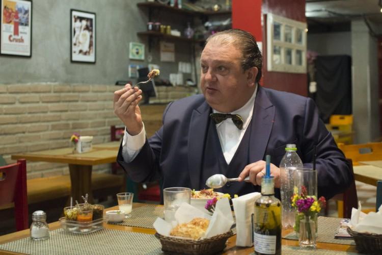 O chef Erick Jacquin no 'Pesadelo na Cozinha' (Band) (Reprodução)